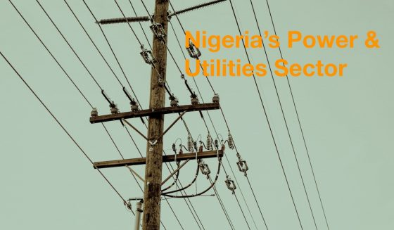 Nigeria's power and utilities